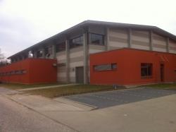 Neubau Sporthalle Am Anger