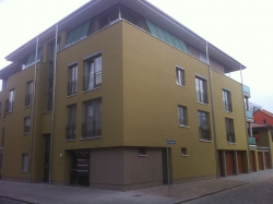 OGTK - Mehrfamilienhaus Pfaffenstrasse Neubrandenburg
