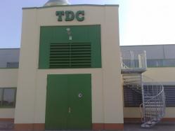 TDC Neubrandenburg - Hallenneubau2